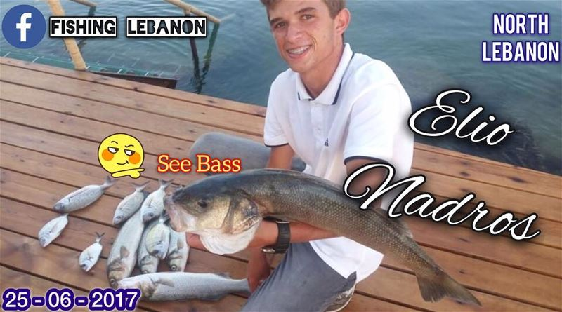 @elio.nadros & @fishinglebanon - @instagramfishing @jiggingworld @rasbeirut (Tripoli, Lebanon)