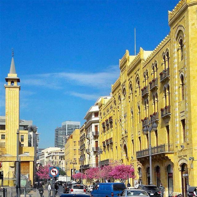 DowntownBeirut BeirutCity LiveloveLebanon ❤🇱🇧 (Downtown Beirut)