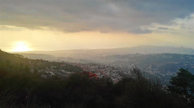 summer summertime vacation amazing view mountains sea sunset ... (Mount Lebanon Governorate)