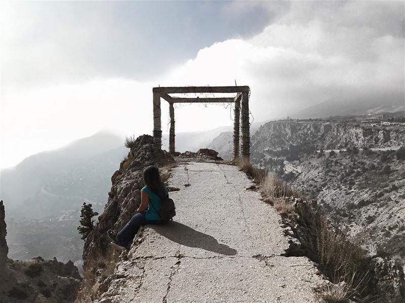 H E A V E N ❤️ (Bcharreh, Liban-Nord, Lebanon)
