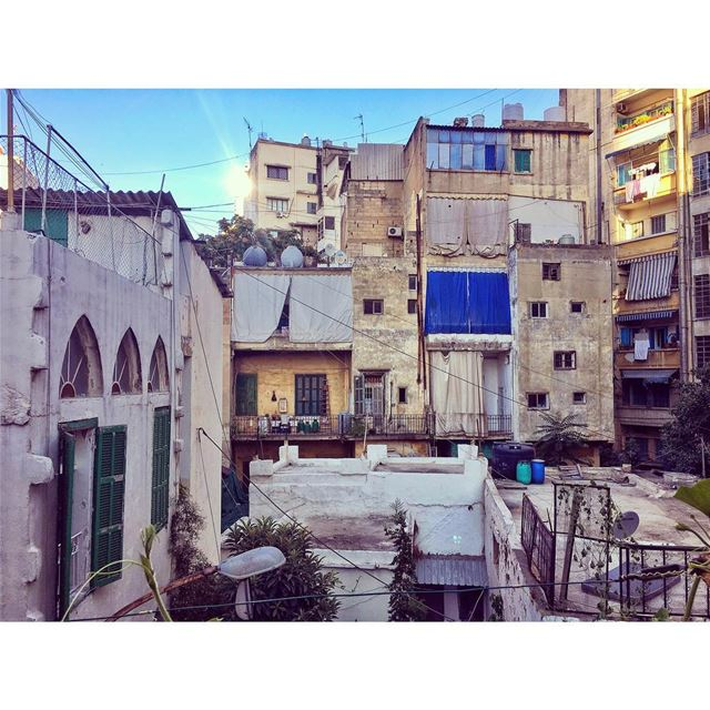 I think perfection is ugly. Somewhere in the things humans make, I want to... (Achrafieh, Lebanon)
