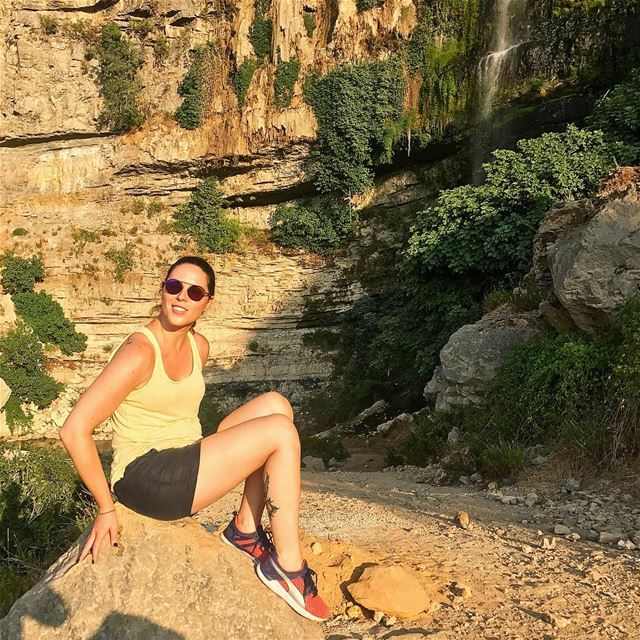 jezzine lebanon explorelebanon livelovelebanon livelovejezzine ... (Al Shallal Jezzine مطعم الشلال جزين)