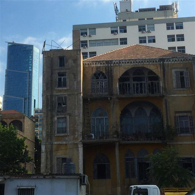 beirut beirutconnected city architecture architecturephotography ... (Achrafieh, Lebanon)