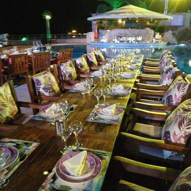 🍽🍷✨ @leroyalbeirut nothingbetter dinner leroyal leroyalhotel beirut... (Le Royal Hotel - Beirut)