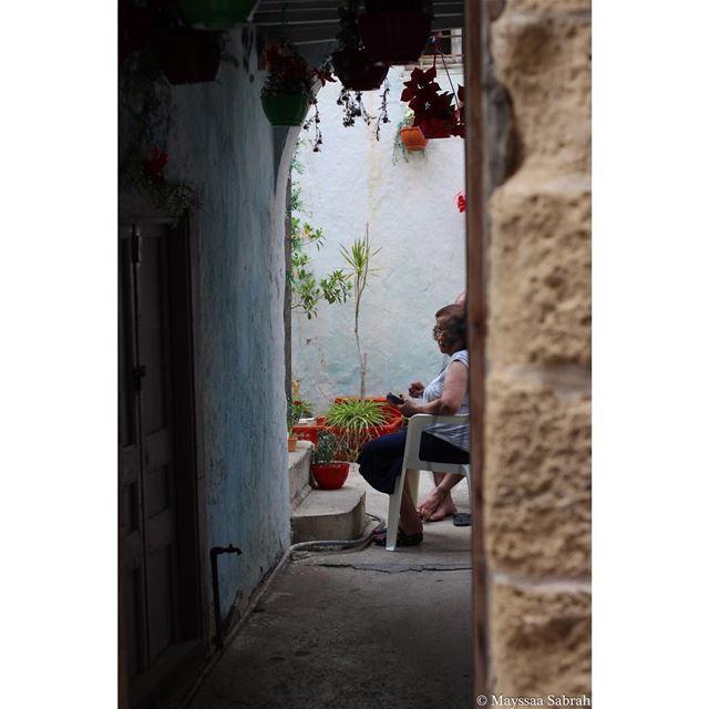 """Vibrant chaos, Lebanon"" myfeatureshoot streetphotography canon ... (Tyre, Lebanon)"