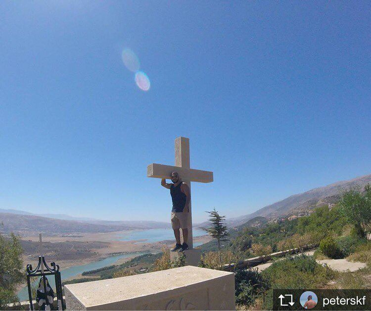 Repost from @peterskf  walkthroughsaghbine  whatsaplebanon  lebanon ... (Saghbîne, Béqaa, Lebanon)