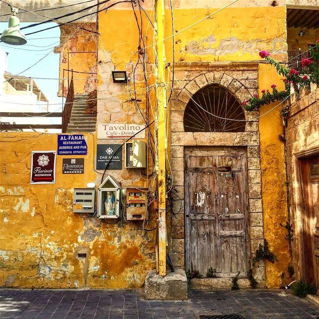 Tyre mornings be like architecture backtobasics mediterranean tyr ... (Tyre, Lebanon)