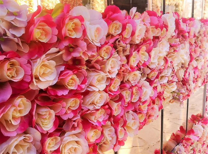 summer2017 instalebanon instaflower flowerdecor flowerdecorations ... (Utopia)
