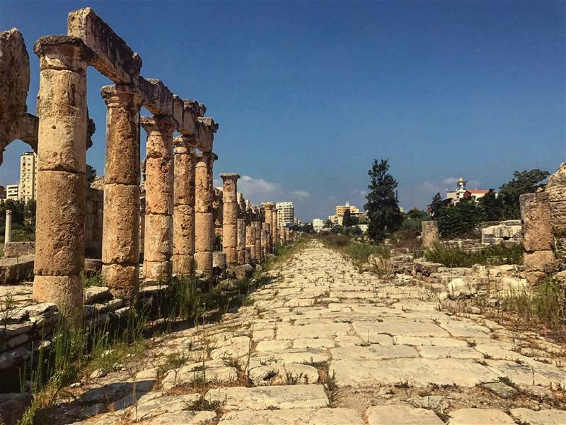 Gotta love ancient cities tyre lebanon_hdr lebanonlove lebanon ... (Tyre, Lebanon)
