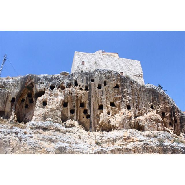 History as it best  amyoun  amioun  koura  lebanon  church  history ...