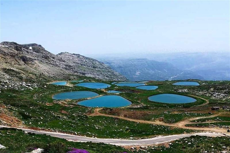 The breathtaking view from Saydet El Hosn lakloukOur next trip is on Sep...