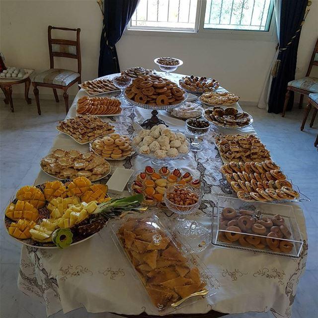 eidmubarak eid2017 adha أضحى_مبارك_وكل_عام_وأنتم_بخير بزبدين ... (Bzébdîne, Mont-Liban, Lebanon)
