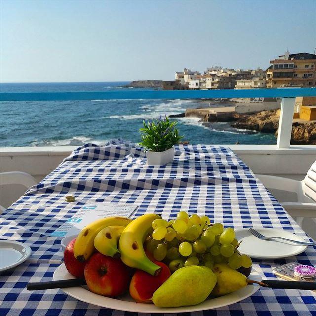 🍎🍐🍌🍉🍇 (Al Baydar Restaurant)