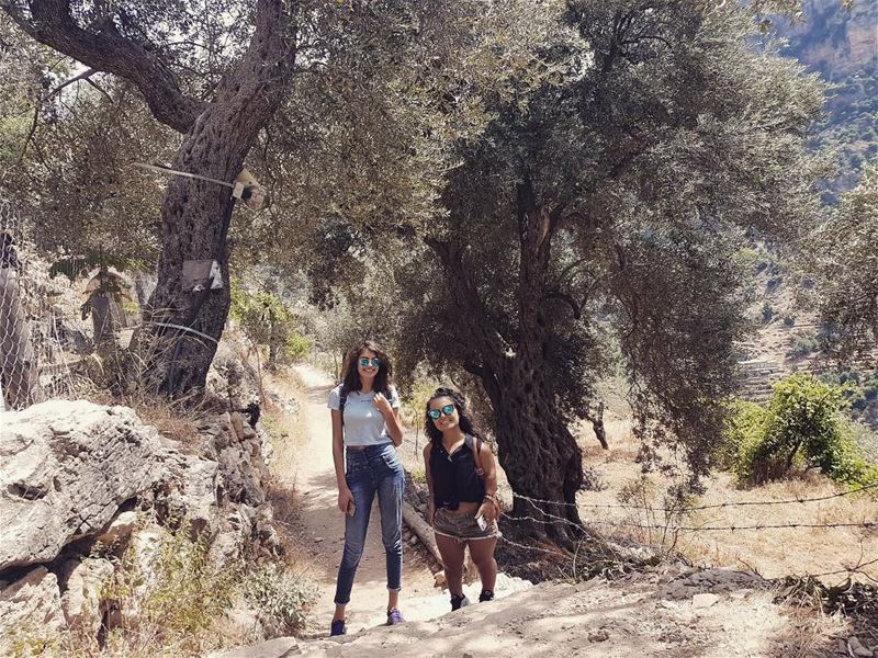 BAE☝️. explore tbt loveit lebanonblog lebanontimes wadiqannoubine ... (Kadisha Valley)