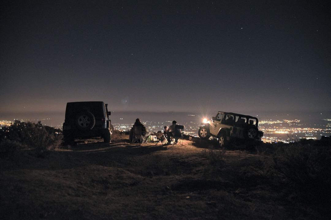 That's how Jeepers chill together. GrandMoment2017@seven_slot_battalion... (Zahlé, Lebanon)