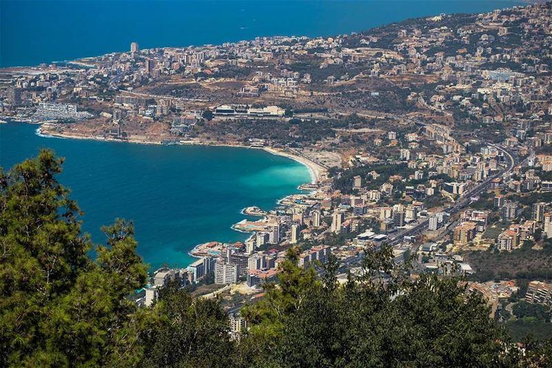 //🌊🌞// lebanon livelovelebanon harissa lebanoninapicture bestofleb... (Harîssa, Mont-Liban, Lebanon)