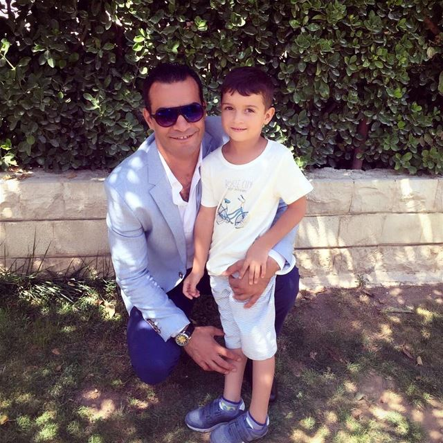 My everything 💙. lovely son summer2017 holiday ливан Lebanon лето2017 (Ba`labakk, Lebanon)