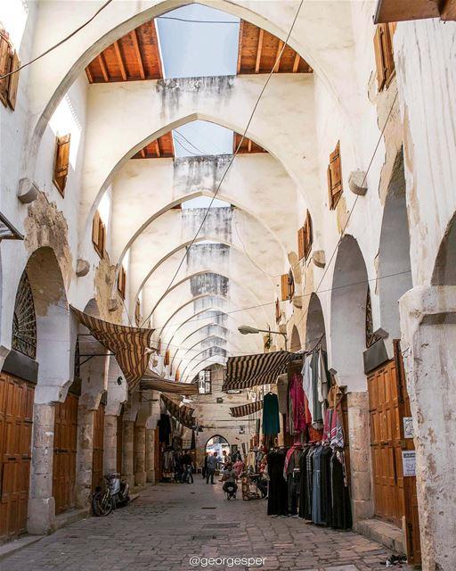 Eid Moubarak - Khan Al Khayateen, Tripoli Lebanon 🇱🇧 [Tailors market].... (Tripoli, Lebanon)