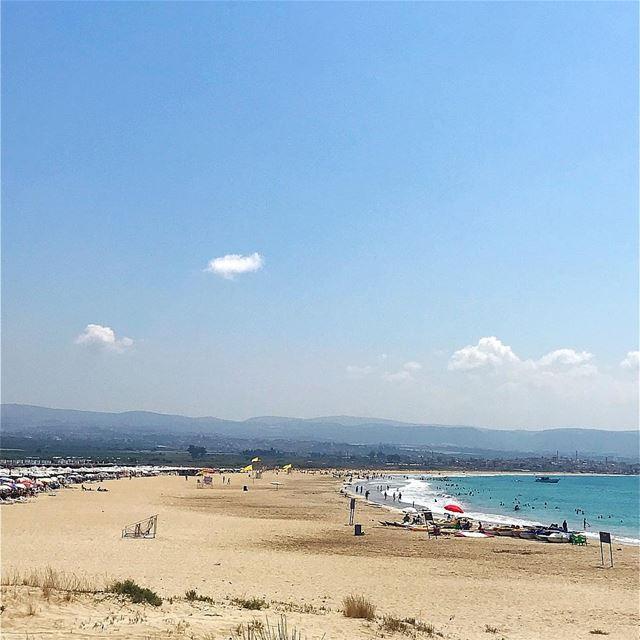 Hello from Tyr😘happy adha😊 whatsuplebanon ig_lebanon insta_lebanon ... (Rest House Tyr Hotel & Resort)