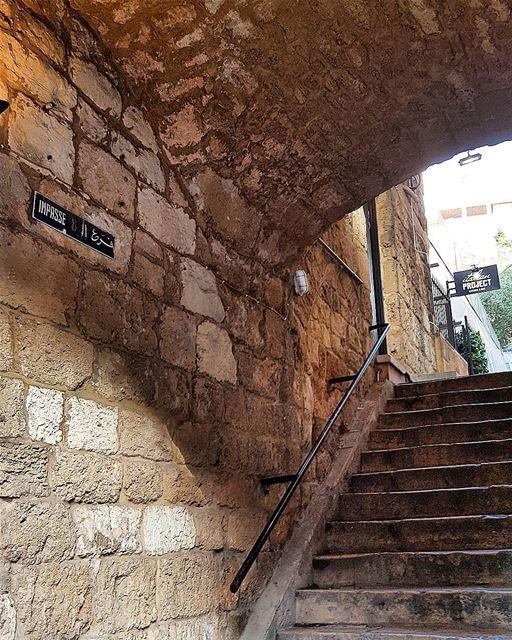 Impasse on Armenia Street in Mar Mikhael, Beirut. latergram lb_heritage ... (Mar Mikhael-Armenia The Street)