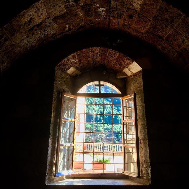 Enjoy the long weekend and explore Lebanon. marantonioskozhaya ... (Monastery of Qozhaya)