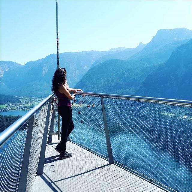 I think it s paradise hallstatt perfect town lake mountains ... (Hallstatt, Austria)