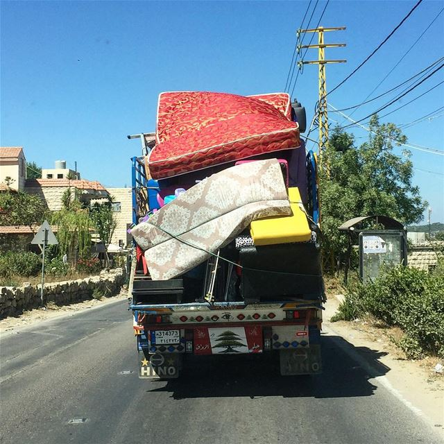 Destination: New Beginnings  truck  life  newbeginnings  chouf  ... (Chouf)