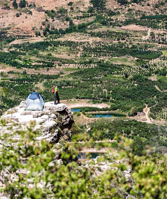 For the first time in 17 years I spend the 2nd of September in my beloved... (Akoura, Mont-Liban, Lebanon)
