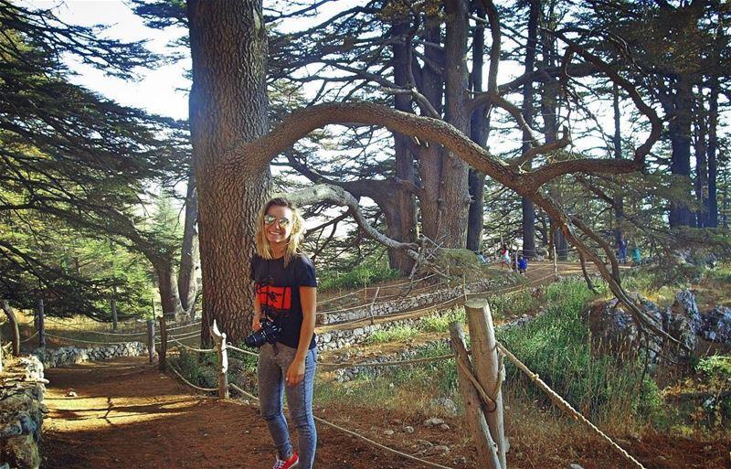 No place I'd rather be😌🇱🇧 (Cedars of God)