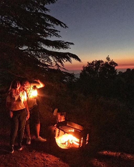 Endless Love ❤, Endless Sunset 🌅 CedarsGroundCampsite  LiveLoveArz ... (Cedars Ground Campsite)