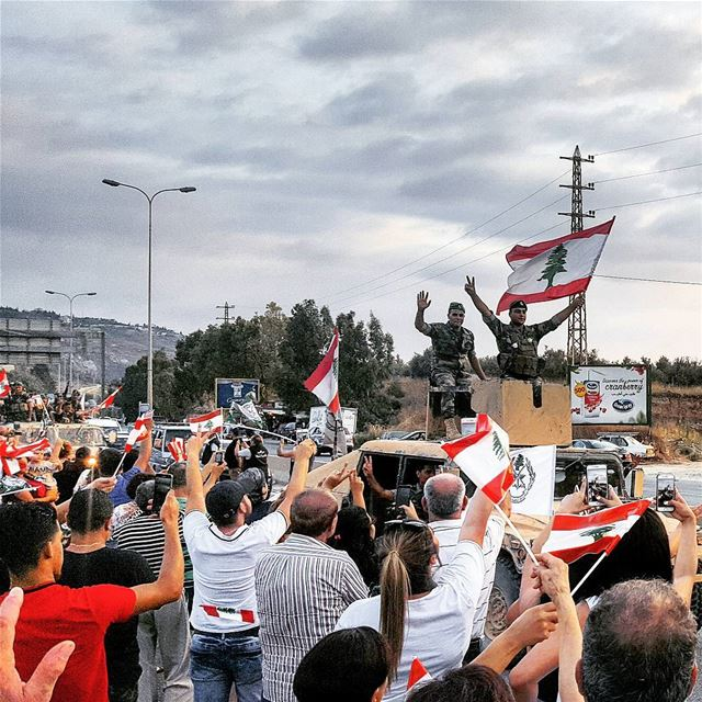 فجر_الجرود فجر_النصر lebanon chekka lebarmy army ... (Chekka)