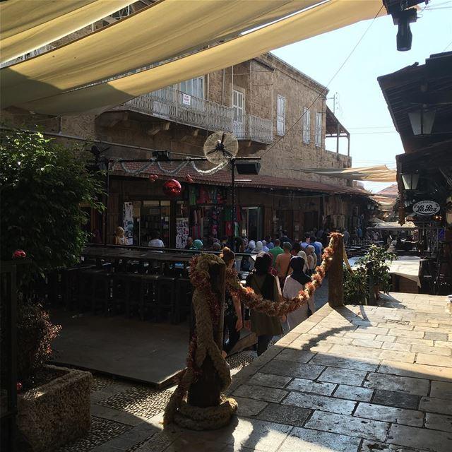 Souk in Byblos Lebanon lebanoninapicture ... (Byblos - Jbeil)