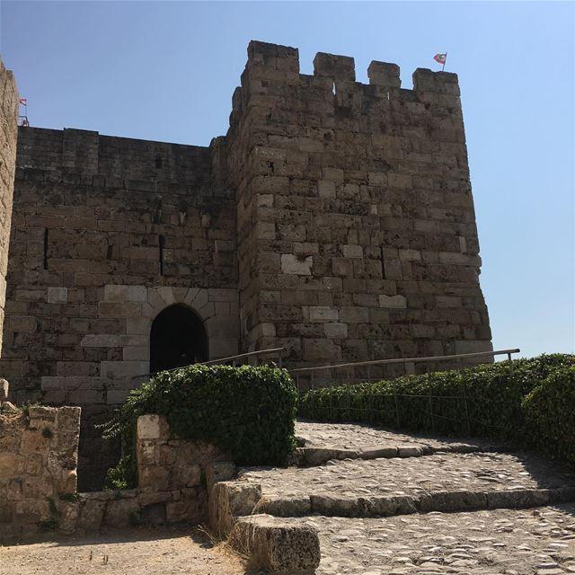 Crusader Castle in Byblos Lebanon lebanoninapicture ... (Byblos - Jbeil)