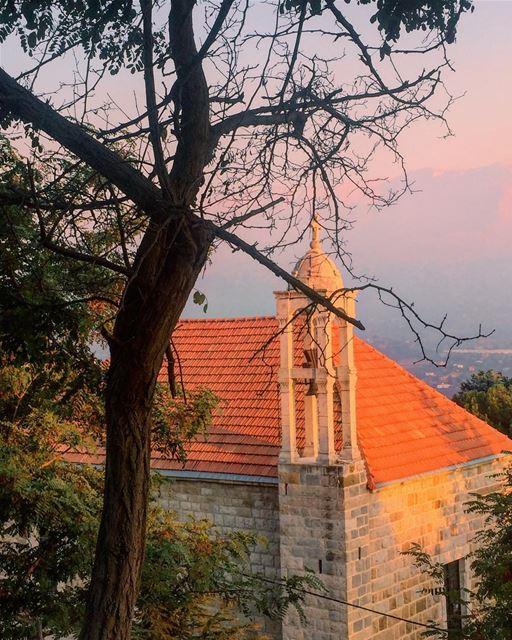 Good morning 🙏🏻❤️........ church oeace picoftheday ... (Qartaba)