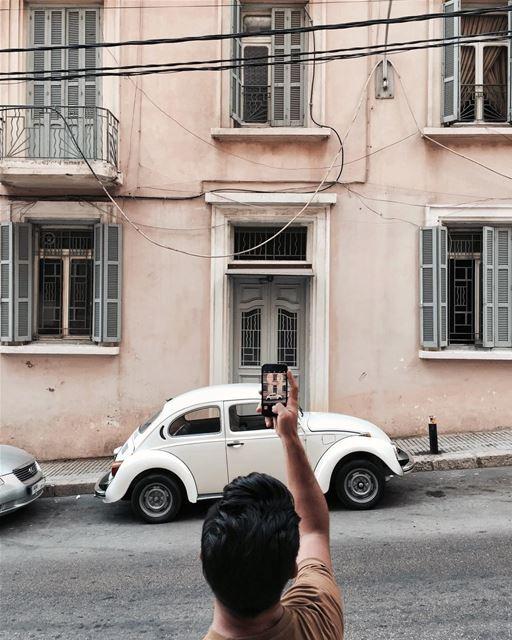 Beirut by a local ❤👤 @elieyobeid Beirut Lebanonbyalocal shotoniphone... (Beirut, Lebanon)