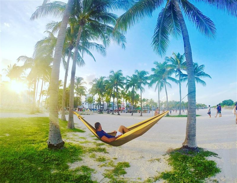 🌴  lummus miami wonderful_places southbeach gopro goprohero woldcaptures... (South Beach, Miami)