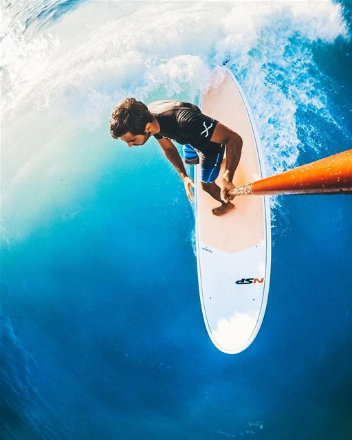 Catching waves all weekend? BSHIL @mountaindewlebanonPhoto taken with @go (Batroûn)