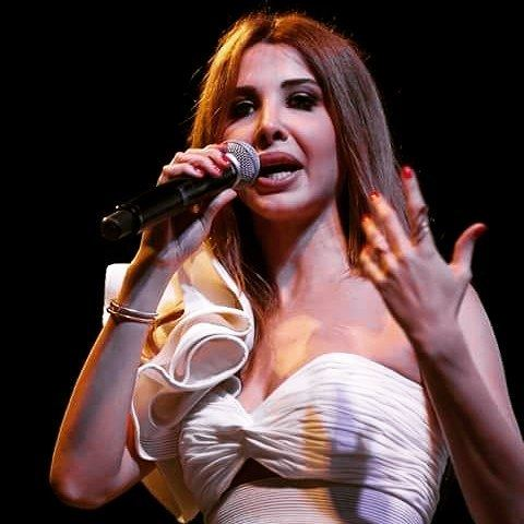 Beautiful nancyajram star stars in sandoukeldonia festival eid adha... (Baakline, Mont-Liban, Lebanon)