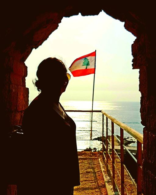 وحدك بالقلب 🇱🇧•• lebanon lebaneseandproud byblos jbeil ... (Byblos, Lebanon)