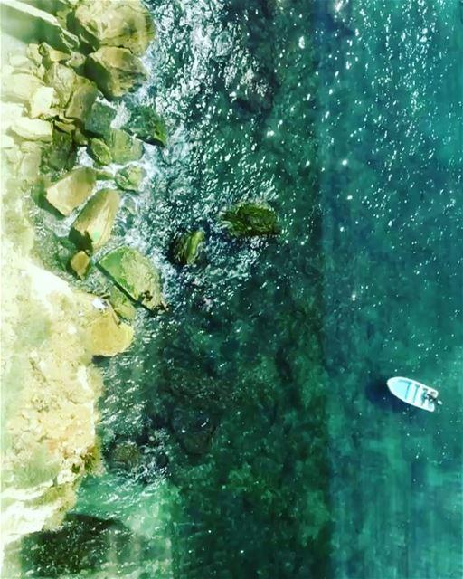 Lebanon, Beirut - Raouché Bay. 📍🌊🇱🇧 travel traveling Beirut ... (Beirut, Lebanon)