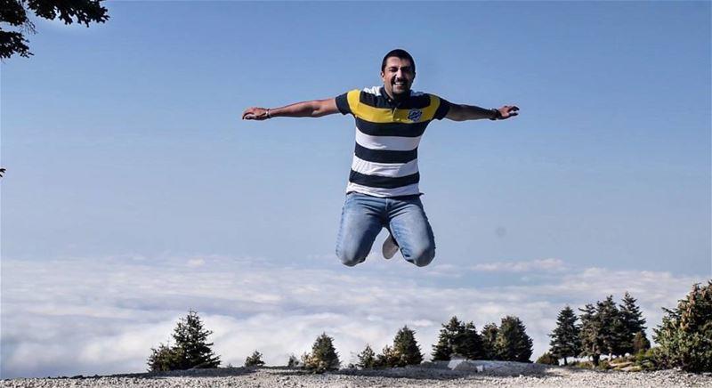 jumpingovertheClouds القموعة_شمال_لبنان kobayat livelovelebanon ... (El Qammoûaa)