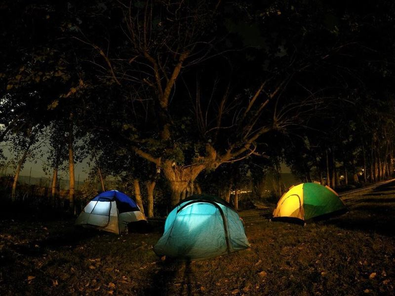 Billion stars hotel camping outdoors adventure friends beqaa nature ... (Western Beqaa District)