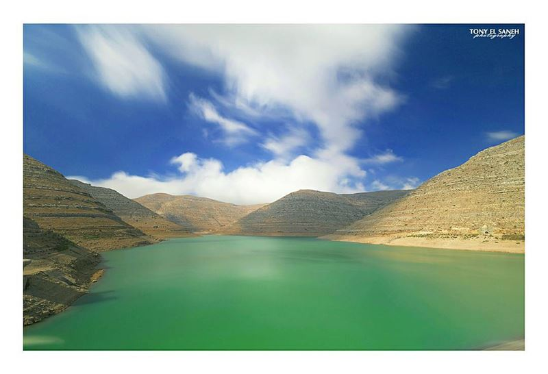 lebanoninstagram lebanon_hdr faraya chabrouh bluesky green ... (Faraya Sed Chabrouh)