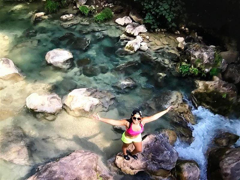 Wonderland ❤️ rivercrossing chouwen nature river extremesport ... (Chouwen)