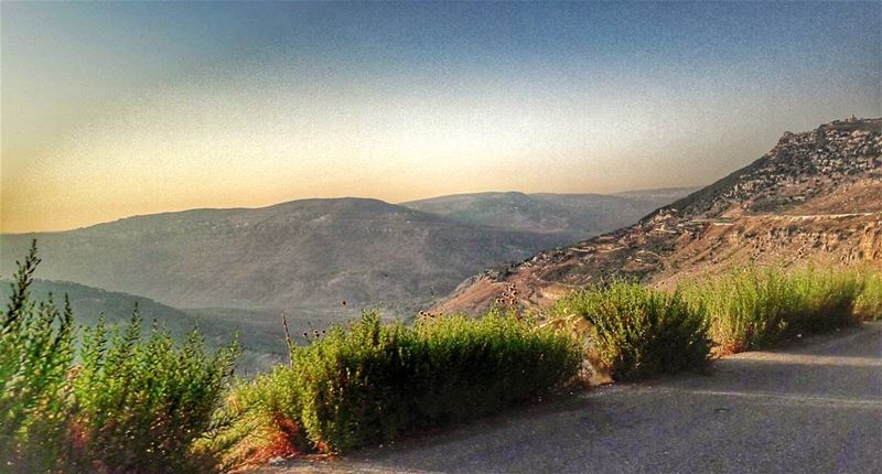 Smell of freedom 🌾 mountains  landscape  photography  photographers ... (Chouf)