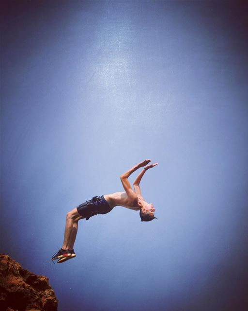 Floating in....?!! photography photooftheday travel nikon beachlife ... (Lebanon)