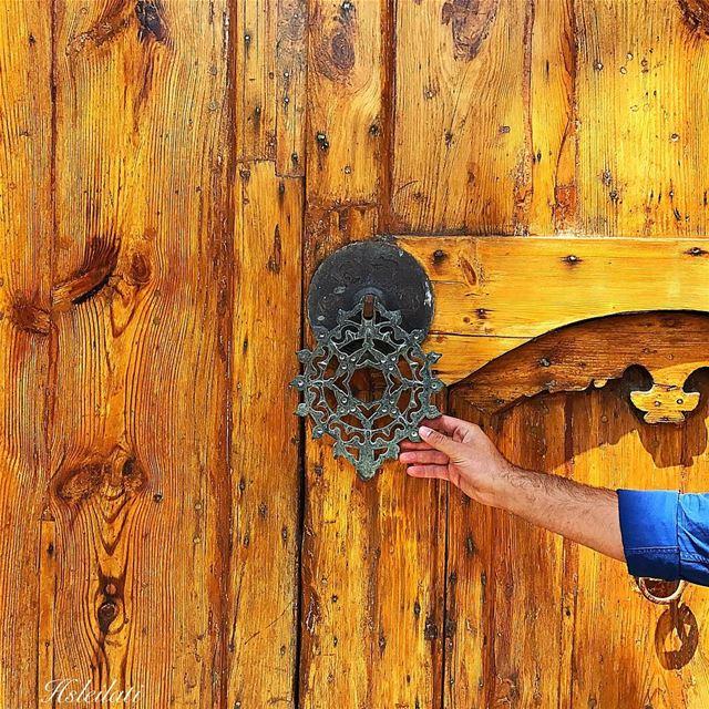 When life shuts a door...open it again 😊it's a door,that's how they work !