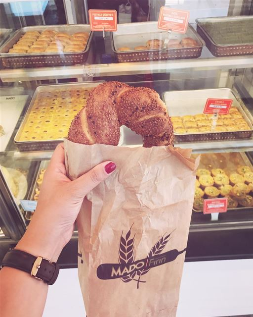 "When in turkey do not miss Mado's authentic bakery -It is "" çok lezzetli ""... (Mado)"