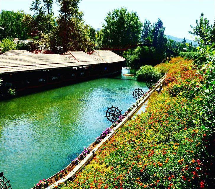 hasbaya hasbaniriver beautiful nature southlebanon janoub...