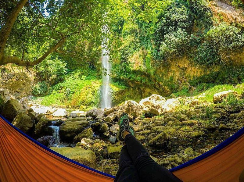 Chasin' waterfalls with @carol_mattar 💦 ...